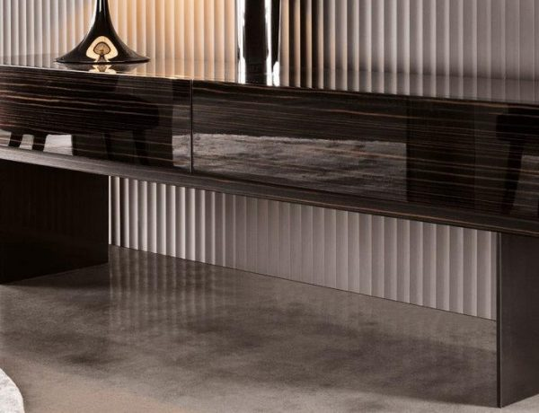 italian luxury brand Italian Luxury Brands: Discover Console Tables By Minotti featured 9 600x460