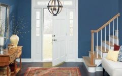 entryway Color Ideas for Your Modern Entryway blue3 240x150