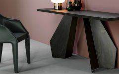 black console tables Black Console Tables that You Will Love origami consolle 01 240x150