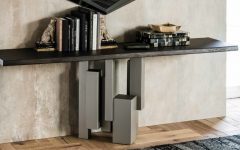 modern console table Modern Console Table Designs to Inspire You cattelan italia 240x150
