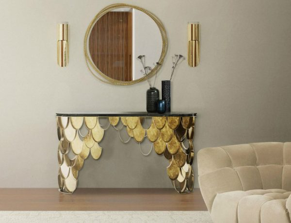 contemporary console tables Contemporary Console Tables For Your Living Room feat 600x460