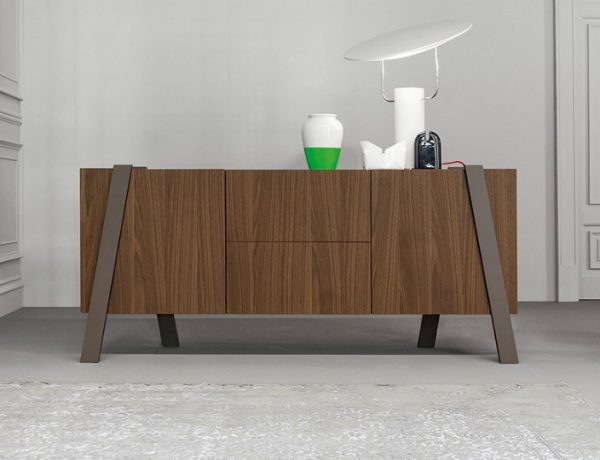 console table Wooden Console Table Designs to Breathe in Nature into the Living Room bonaldo2 600x460