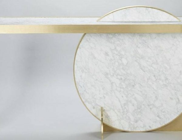 10 Console Table Designs With A Sculptural Touch FT console table design 10 Console Table Designs With A Sculptural Touch 10 Console Table Designs With A Sculptural Touch FT 600x460