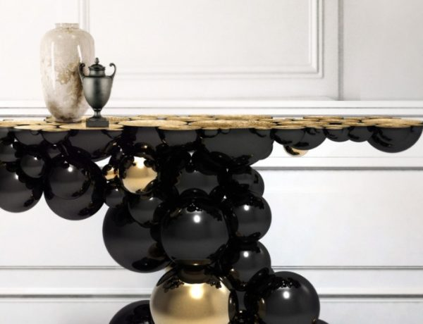 Eccentric Console Tables For Your Imposing Interior Design FT