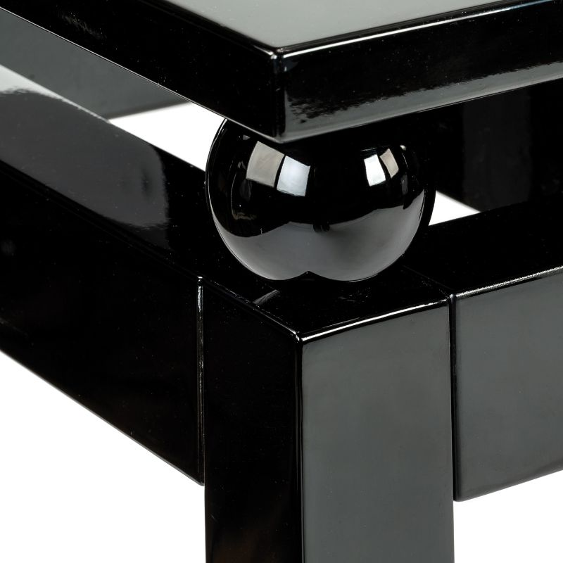 Black Console Tables For A Halloween Decor (4) black console table Black Console Tables For A Halloween Decor Black Console Tables For A Halloween Decor 4