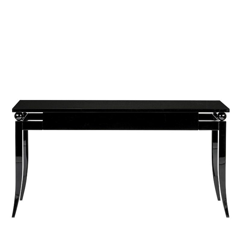 Black Console Tables For A Halloween Decor (5) black console table Black Console Tables For A Halloween Decor Black Console Tables For A Halloween Decor 5