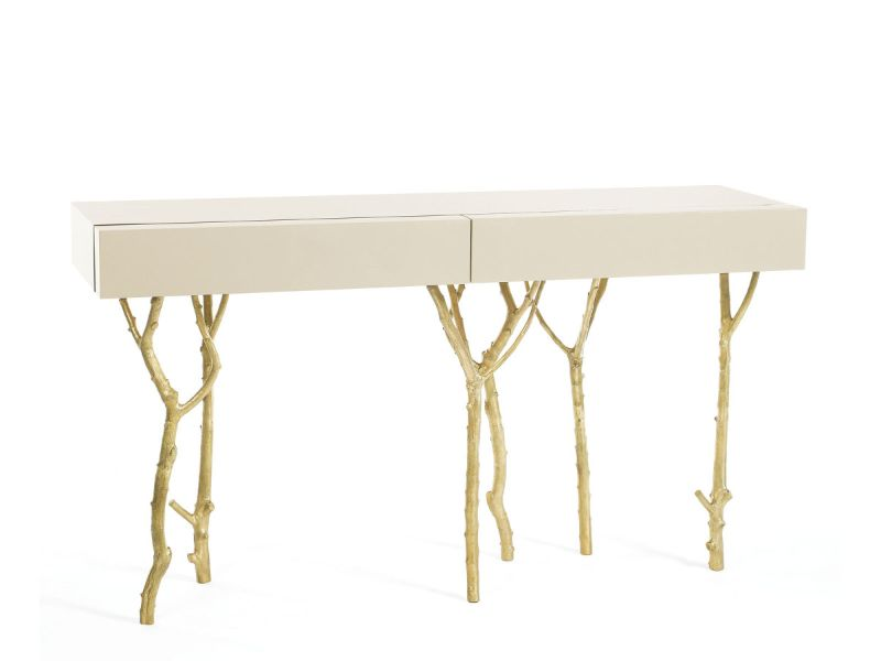Delicate Console Designs From Ginger & Jagger (12) console design Delicate Console Designs From Ginger & Jagger Delicate Console Designs From Ginger Jagger 12