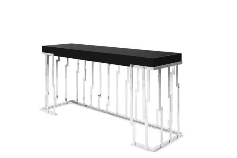 Delicate Console Designs From Ginger & Jagger (2) console design Delicate Console Designs From Ginger & Jagger Delicate Console Designs From Ginger Jagger 2