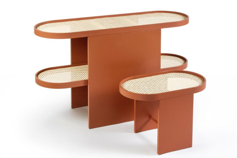 Patricia Urquiola's Best Console Tables patricia urquiola Patricia Urquiola's Best Console Tables Urquiolas Best Console Tables 9 1