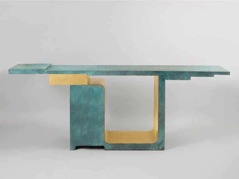 Modern Console Tables Designs From Galerie BSL (11) galerie bsl Modern Console Tables Designs From Galerie BSL Modern Console Tables Designs From Galerie BSL 11