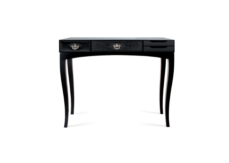 Glass Console Tables glass console tables Breathtaking Contemporary Glass Console Tables soho console black model1 01